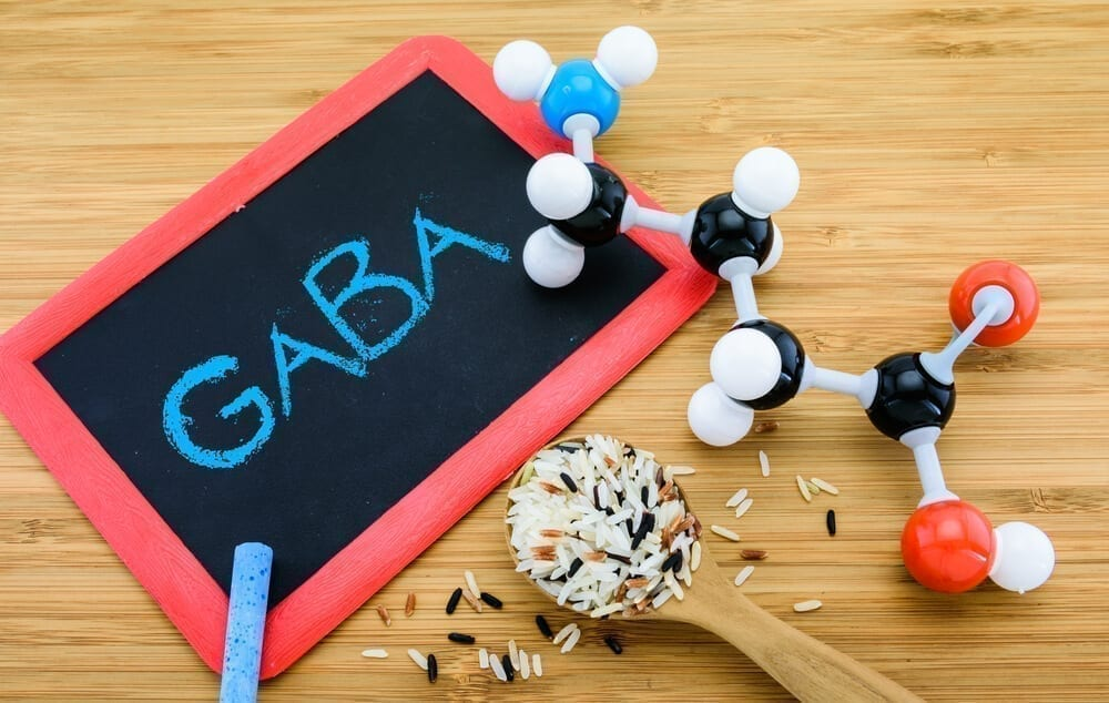 Word Gaba Written On The Board